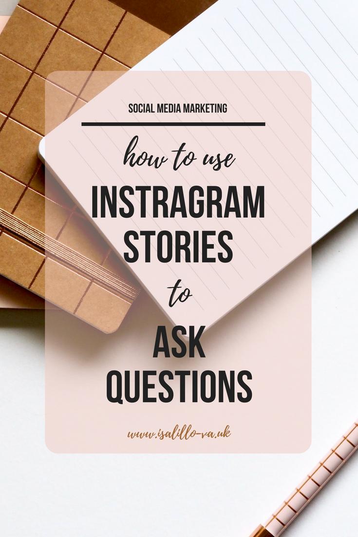 instagram stories questions