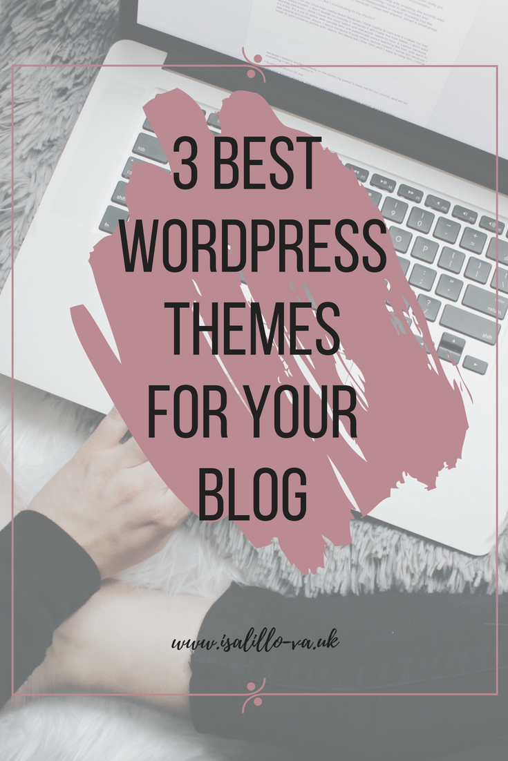 3 best wordpress themes for your blog