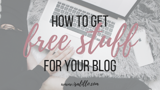free stuff for blog